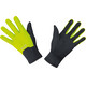GORE WEAR M Windstopper Bike Gloves Men yellow/black